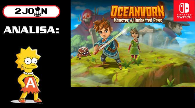 2 Join Analisa – Oceanhorn (Nintendo Switch)