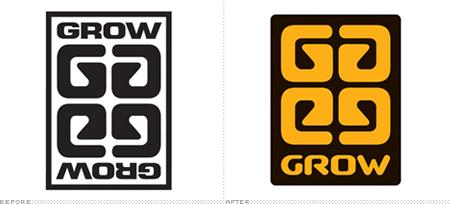 grow logos