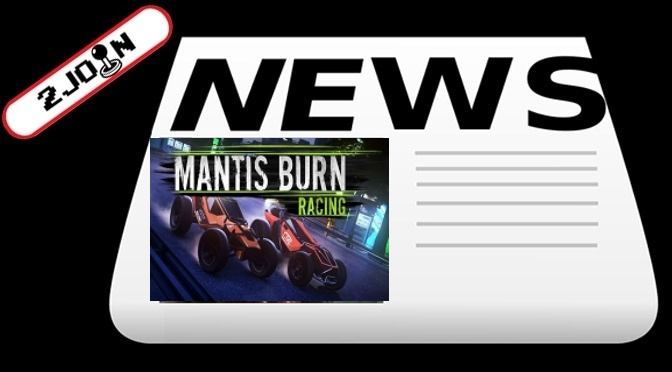 Mantis Burn Racing chegará ao Switch com cross-play