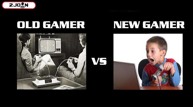 new gamer old gamer