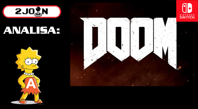 2 Join analisa – Doom (Nintendo Switch)