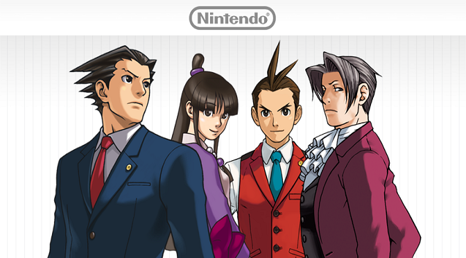Rumor: Capcom está produzindo novo Ace Attorney (e mais port!)