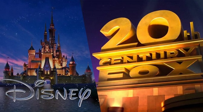 Oficial: Disney compra  20th Century Fox