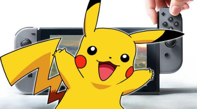 Rumor: Pokémon Switch e muito mais!
