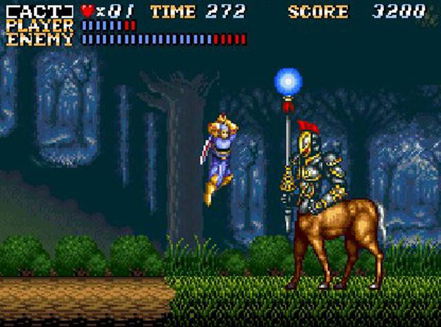 ActRaiser Super Nintendo/Enix